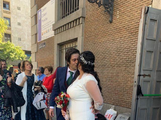 La boda de Gerardo y María José  en Madrid, Madrid 4