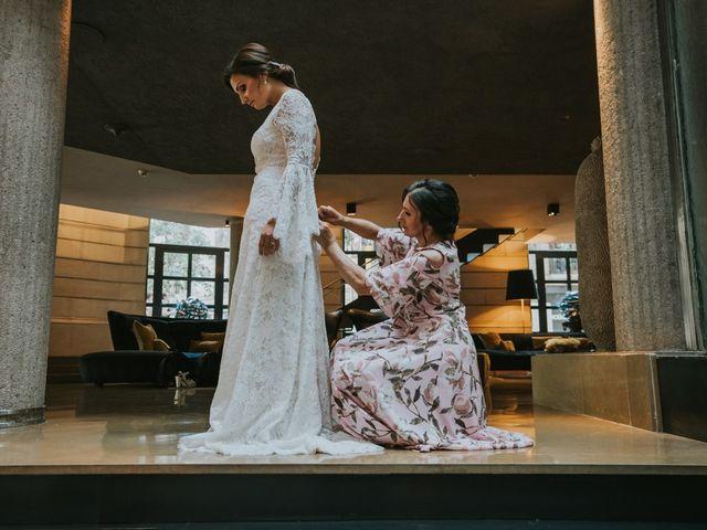 La boda de Alán y Laura en Sant Vicenç De Montalt, Barcelona 22
