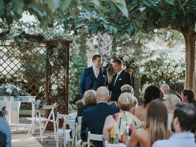 La boda de Alán y Laura en Sant Vicenç De Montalt, Barcelona 31