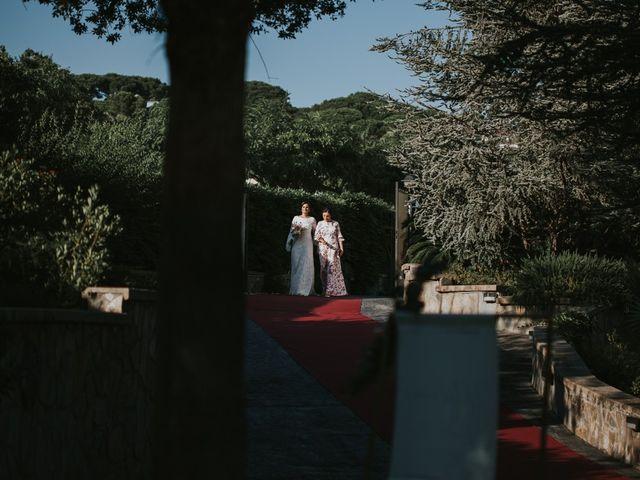 La boda de Alán y Laura en Sant Vicenç De Montalt, Barcelona 34