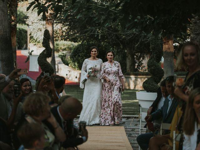 La boda de Alán y Laura en Sant Vicenç De Montalt, Barcelona 36