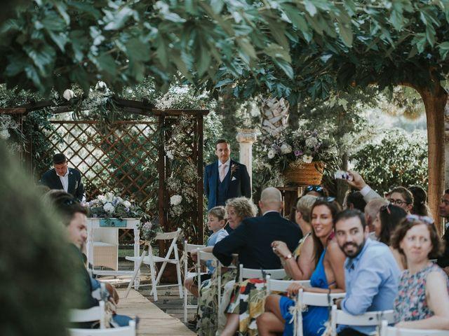 La boda de Alán y Laura en Sant Vicenç De Montalt, Barcelona 37