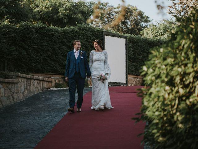 La boda de Alán y Laura en Sant Vicenç De Montalt, Barcelona 52