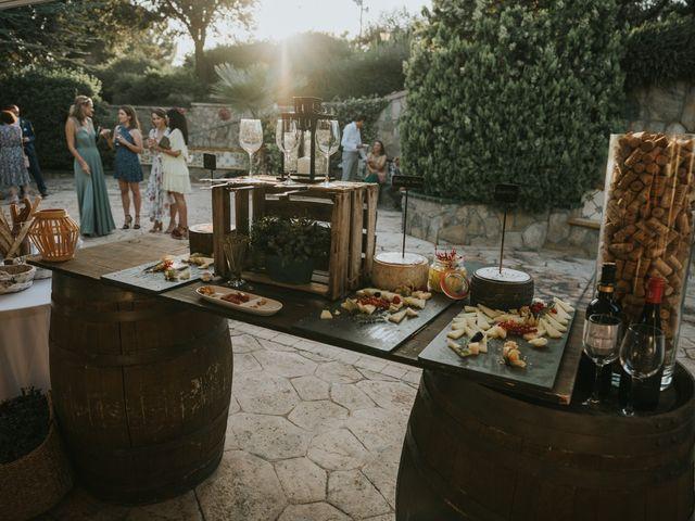 La boda de Alán y Laura en Sant Vicenç De Montalt, Barcelona 56