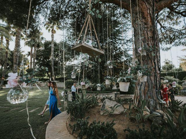 La boda de Alán y Laura en Sant Vicenç De Montalt, Barcelona 57