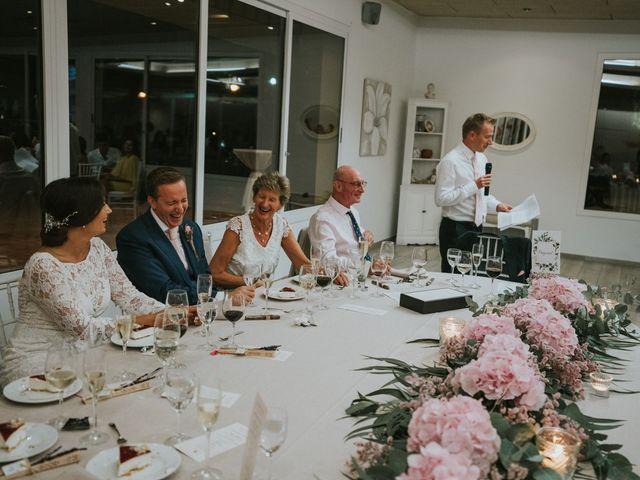 La boda de Alán y Laura en Sant Vicenç De Montalt, Barcelona 69