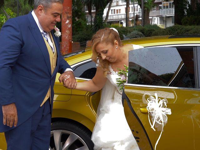 La boda de Fran y Silvia en Madrid, Madrid 54