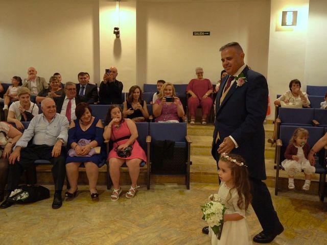 La boda de Fran y Silvia en Madrid, Madrid 56