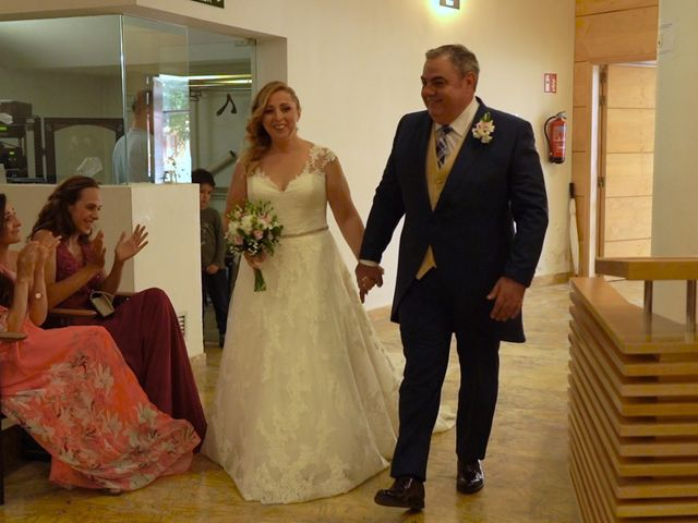 La boda de Fran y Silvia en Madrid, Madrid 57
