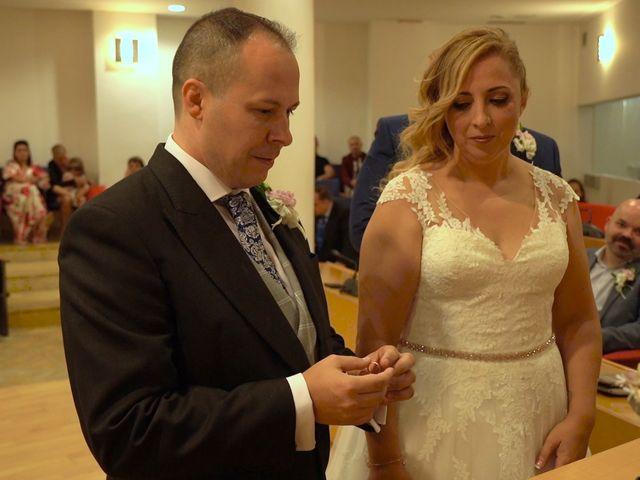 La boda de Fran y Silvia en Madrid, Madrid 66