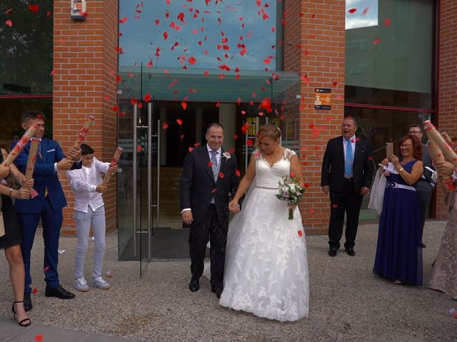 La boda de Fran y Silvia en Madrid, Madrid 69