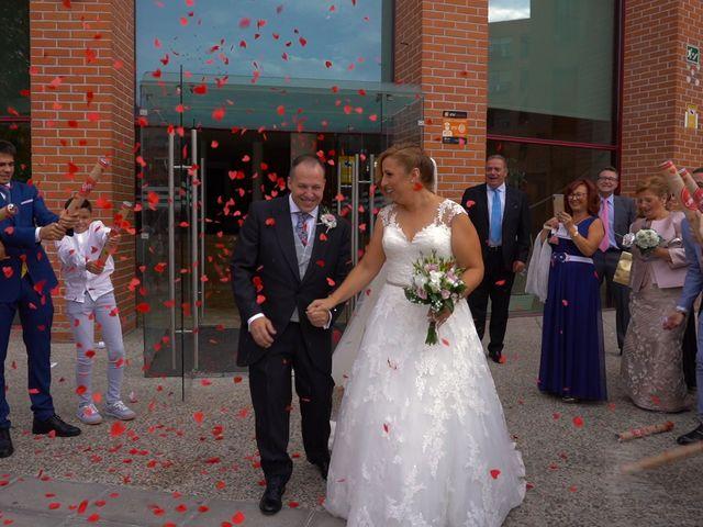 La boda de Fran y Silvia en Madrid, Madrid 70