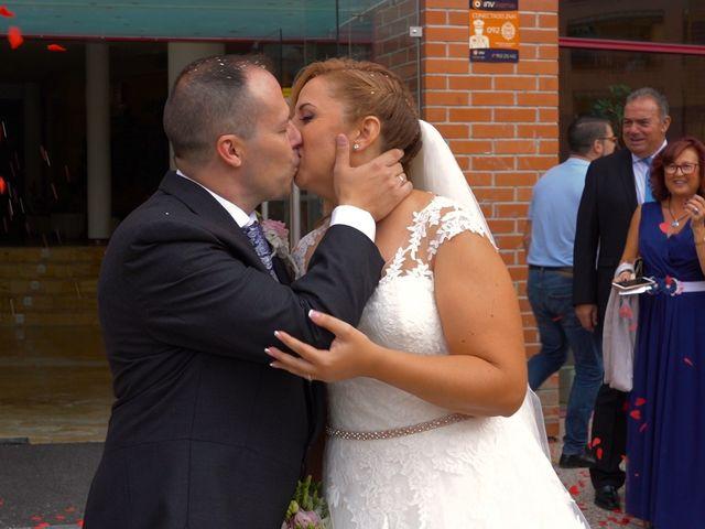 La boda de Fran y Silvia en Madrid, Madrid 71