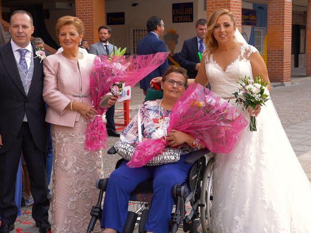 La boda de Fran y Silvia en Madrid, Madrid 72