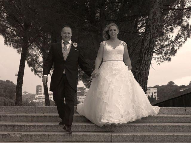 La boda de Fran y Silvia en Madrid, Madrid 73