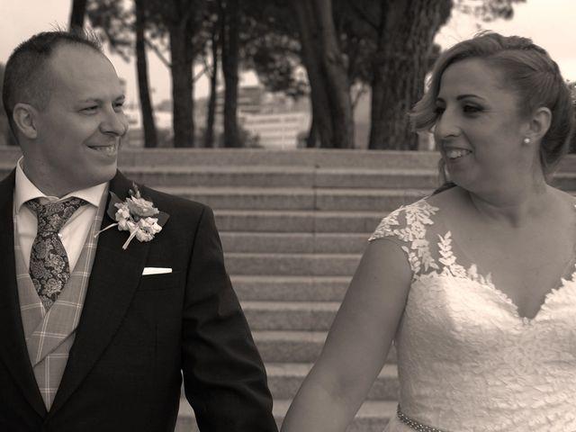 La boda de Fran y Silvia en Madrid, Madrid 75