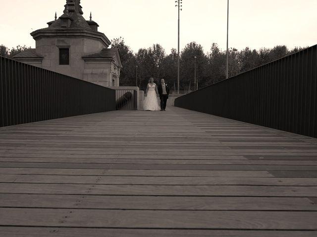 La boda de Fran y Silvia en Madrid, Madrid 80