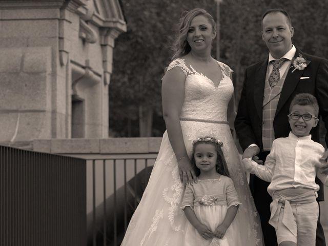 La boda de Fran y Silvia en Madrid, Madrid 81