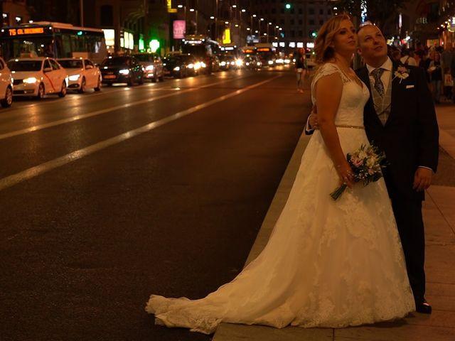 La boda de Fran y Silvia en Madrid, Madrid 84