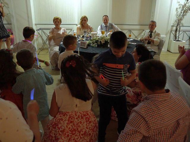 La boda de Fran y Silvia en Madrid, Madrid 104