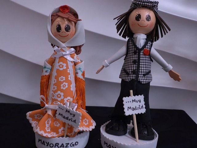 La boda de Fran y Silvia en Madrid, Madrid 108