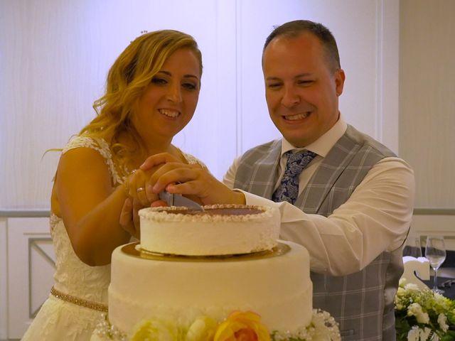 La boda de Fran y Silvia en Madrid, Madrid 110