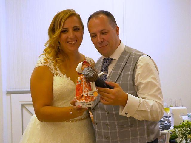 La boda de Fran y Silvia en Madrid, Madrid 112