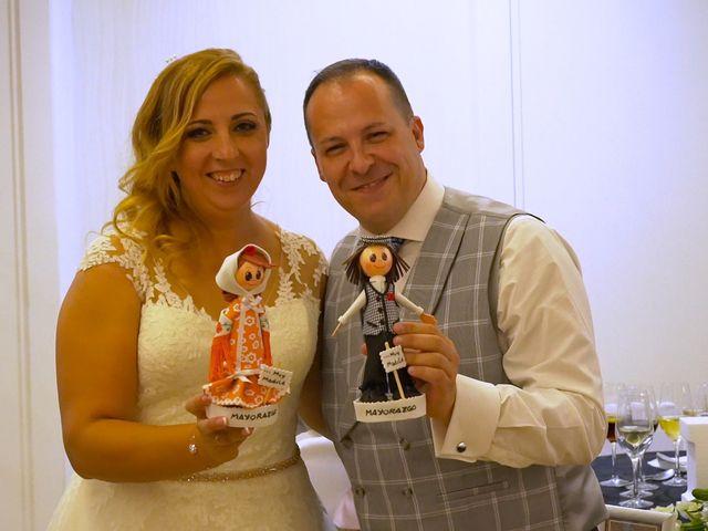 La boda de Fran y Silvia en Madrid, Madrid 113