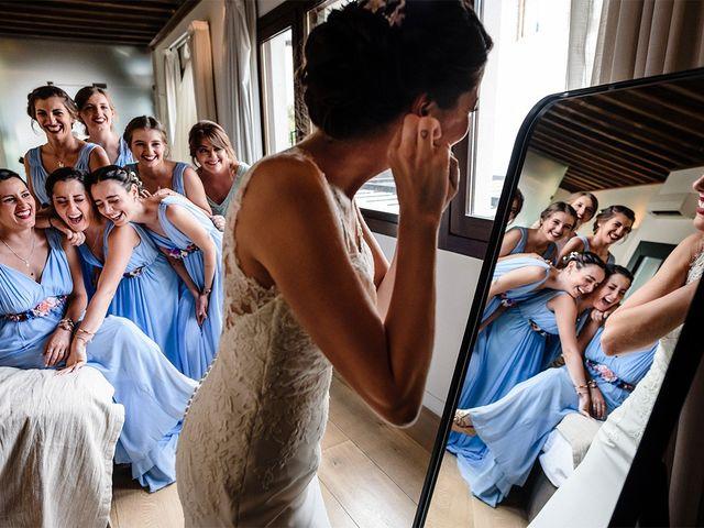 La boda de Sergio y Virginia en Granada, Granada 9