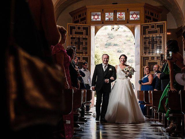 La boda de Sergio y Virginia en Granada, Granada 13