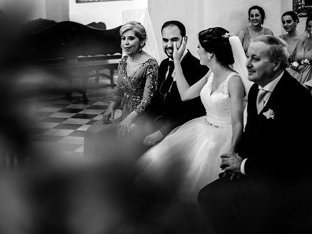 La boda de Sergio y Virginia en Granada, Granada 14