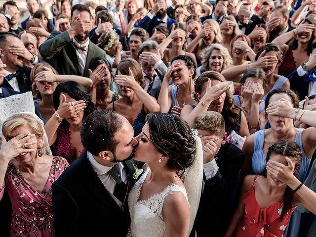 La boda de Sergio y Virginia en Granada, Granada 16