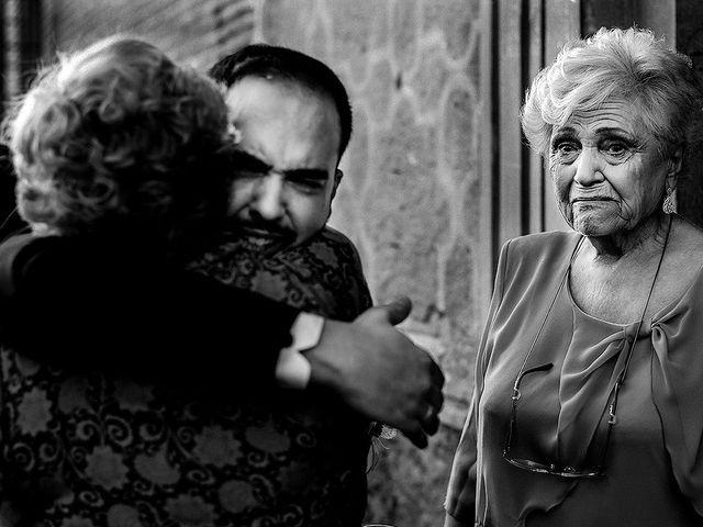 La boda de Sergio y Virginia en Granada, Granada 17