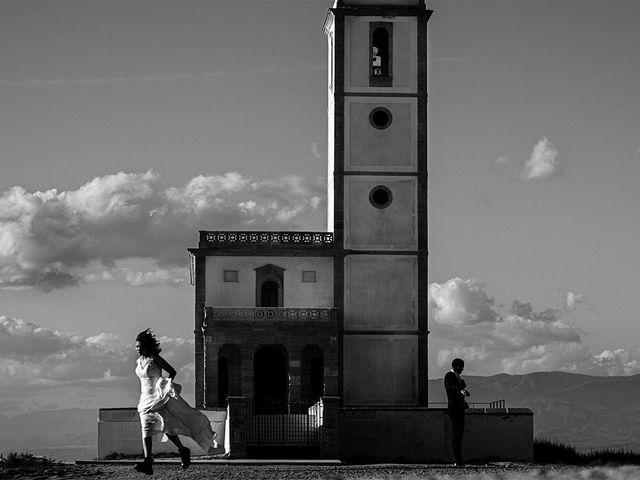 La boda de Sergio y Virginia en Granada, Granada 18