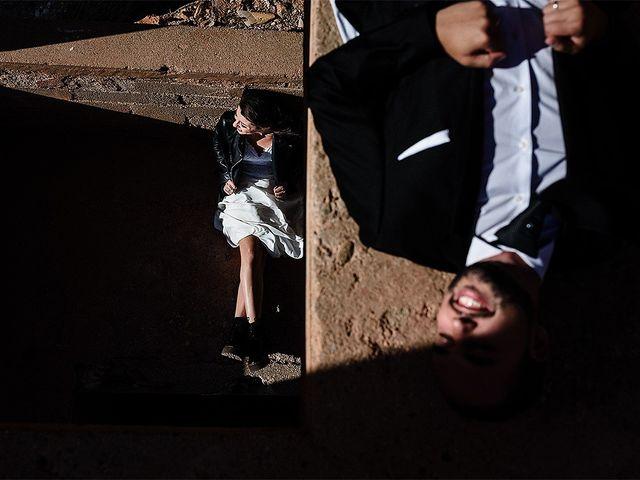 La boda de Sergio y Virginia en Granada, Granada 19