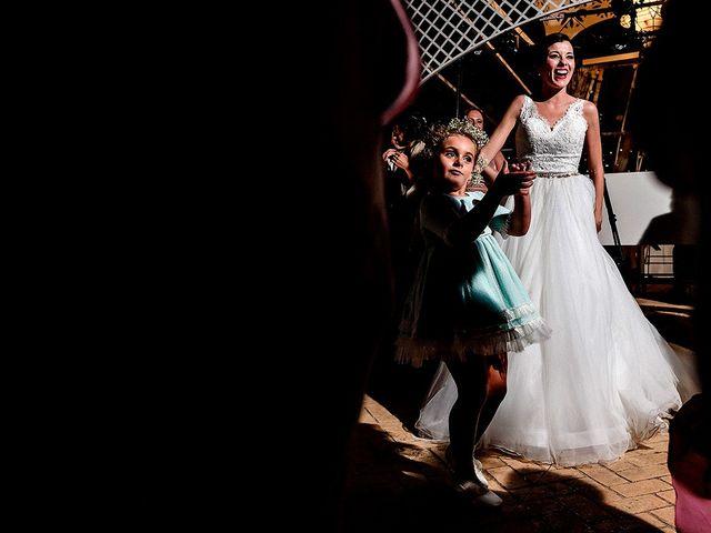 La boda de Sergio y Virginia en Granada, Granada 22