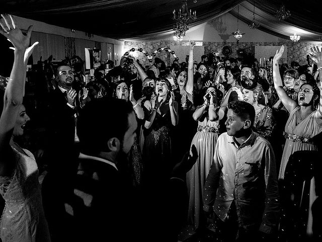 La boda de Sergio y Virginia en Granada, Granada 23