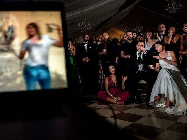 La boda de Sergio y Virginia en Granada, Granada 24