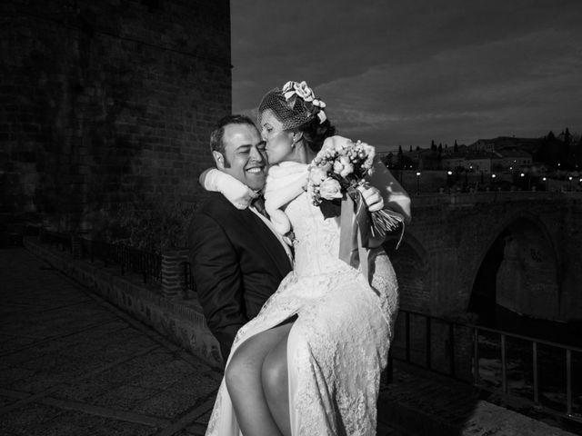 La boda de Gonzalo y Ana en Toledo, Toledo 26