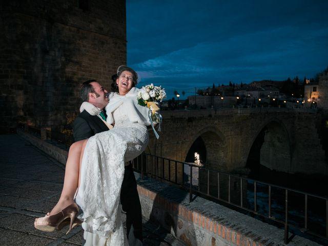La boda de Gonzalo y Ana en Toledo, Toledo 27