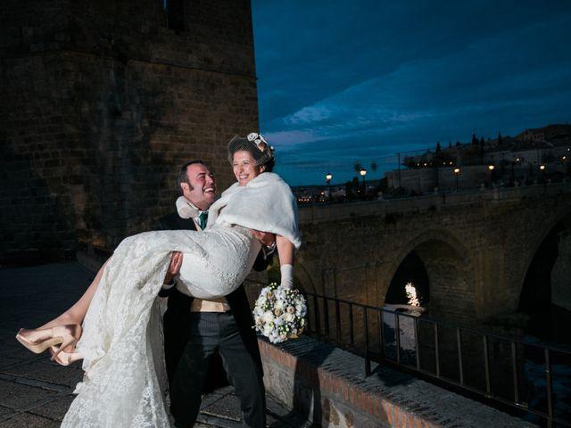 La boda de Gonzalo y Ana en Toledo, Toledo 28