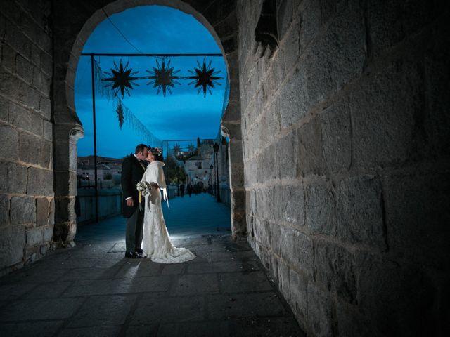 La boda de Gonzalo y Ana en Toledo, Toledo 30