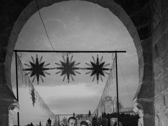 La boda de Gonzalo y Ana en Toledo, Toledo 31
