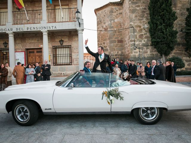 La boda de Gonzalo y Ana en Toledo, Toledo 35