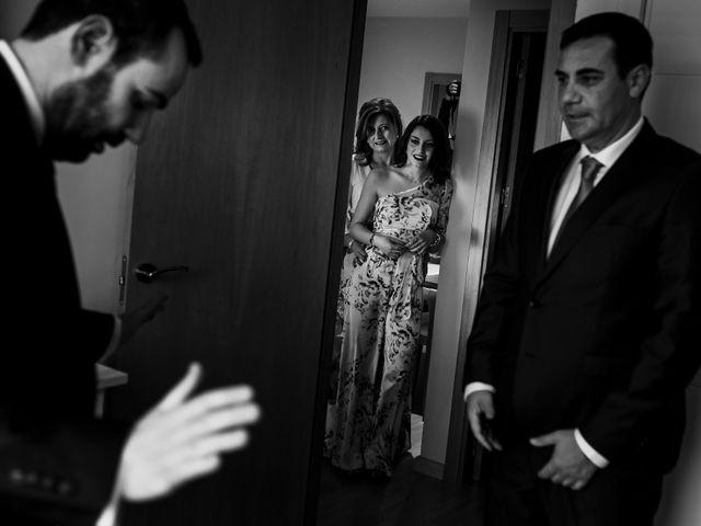 La boda de Elena y Julian en Carrion De Calatrava, Ciudad Real 16