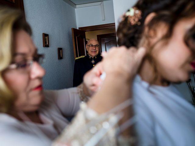 La boda de Elena y Julian en Carrion De Calatrava, Ciudad Real 23