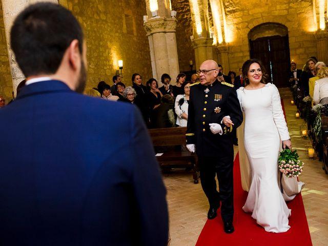 La boda de Elena y Julian en Carrion De Calatrava, Ciudad Real 31