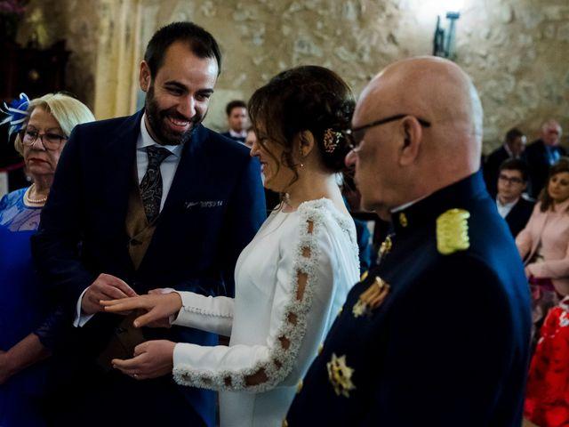 La boda de Elena y Julian en Carrion De Calatrava, Ciudad Real 34