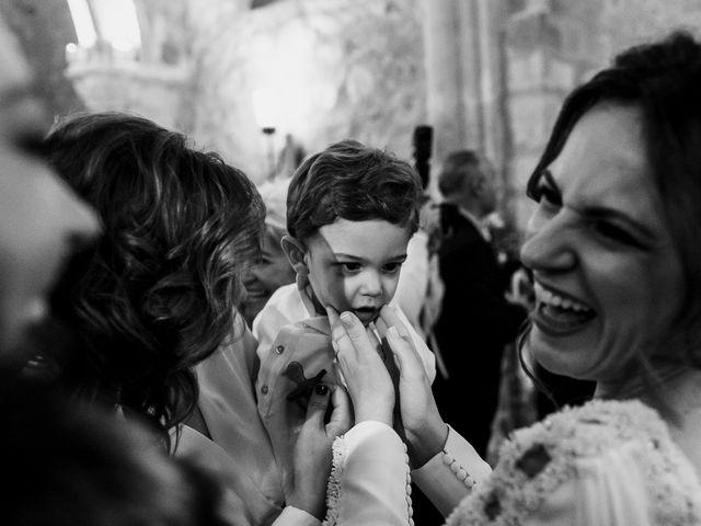 La boda de Elena y Julian en Carrion De Calatrava, Ciudad Real 36