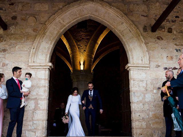 La boda de Elena y Julian en Carrion De Calatrava, Ciudad Real 37